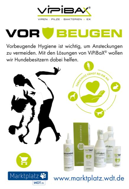 Vipibax Vorbeugen