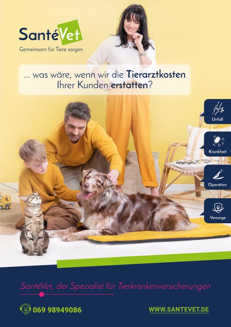 Cover Tierarztbroschure