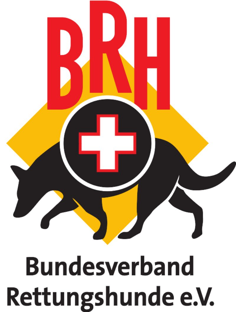 Bundesverband Rettungshunde Logo
