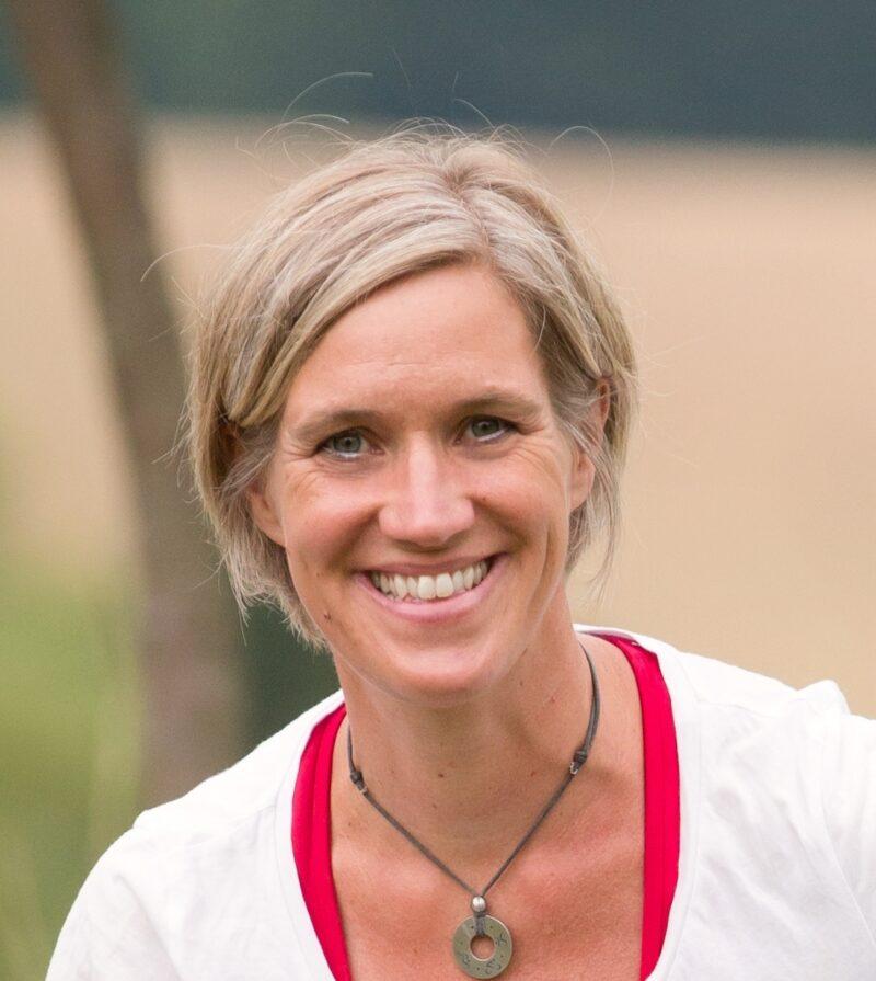Birgit Muller Portrait