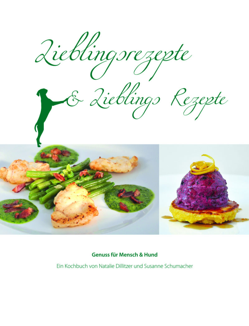 Kochbuch Dillitzer Schumacher Umschlag 10Cm
