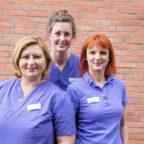 Drs. Jacqueline Kösters, Lara Steinhoff & Constanze Frommhagen
